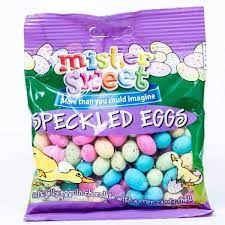 Mister Sweets Speckled Eggs