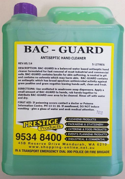 Bac Guard Antiseptic Hand Soap