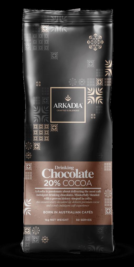 20% Chocolate