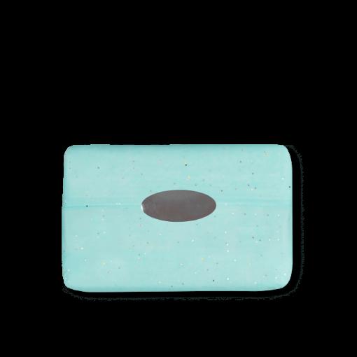 Tissue Paper - Aqua Diamond